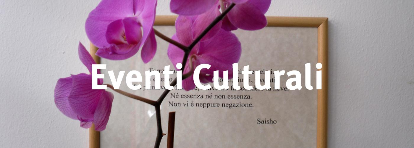 eventi culturali