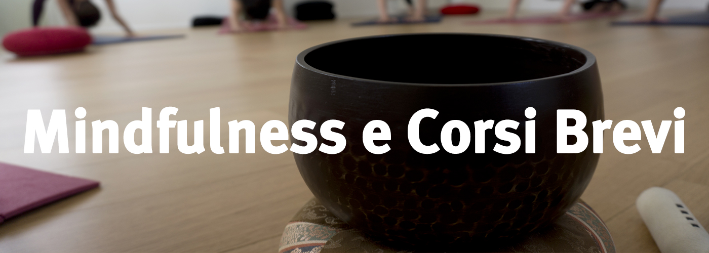 mindfulness e corsi brevi