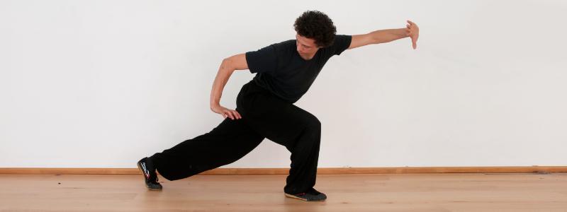 Corsi di KungFu Yi Quan a Modena