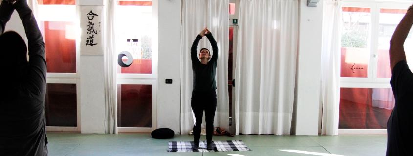 yoga evergreen
